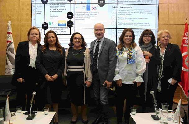Lancement du programme Advanced Certificate Women Board Ready