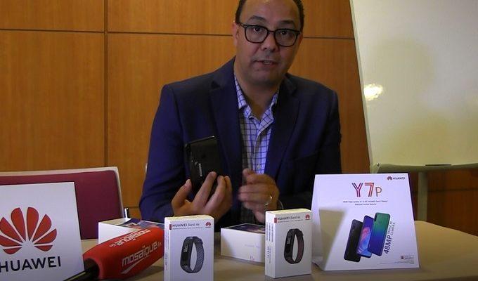 Un super bon plan, le Huawei Y7p est à 649 DT seulement