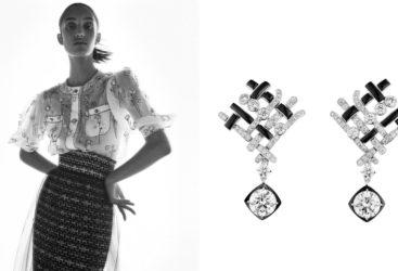 Chanel dévoile sa première collection de haute joaillerie entièrement dédiée à Tweed