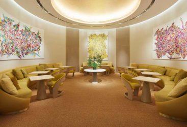 Pour la première fois de son histoire..  Louis Vuitton inaugure un un restaurant au Japon