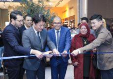 SAMSUNG ouvre un nouveau brand shop au centre commercial Azur City