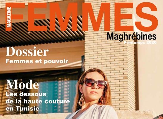 """""""Femmes Maghrébines"""" vous offre son numéro de Mars après les mesures de confinement"""