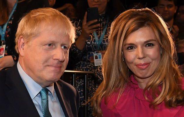La fiancée de Boris Johnson  atteinte de coronavirus ?