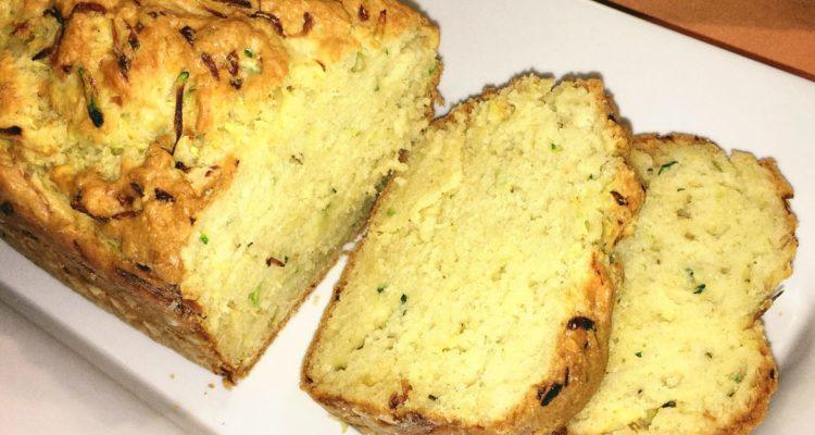 Recettes de pain rassis :  Terrines de courgettes