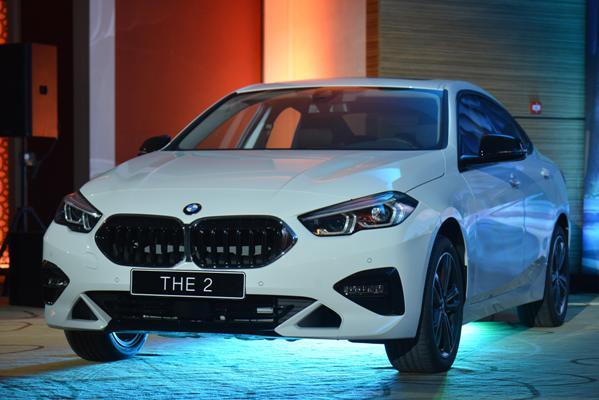 La toute première BMW Série 2 Gran Coupé marque sa présence chez Ben Jemâa Motors et son réseau