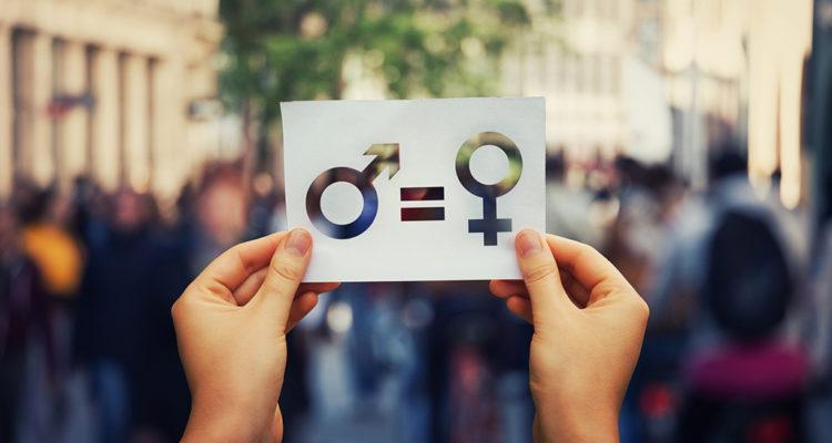 """""""Nous avons trouvé un pays qui est parvenu à l'égalité des sexes!"""""""