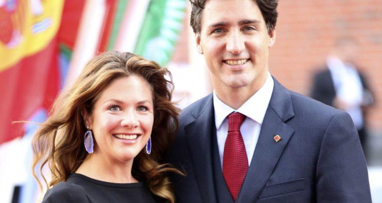 Covid19 : La conjointe du premier ministre canadien est infectée