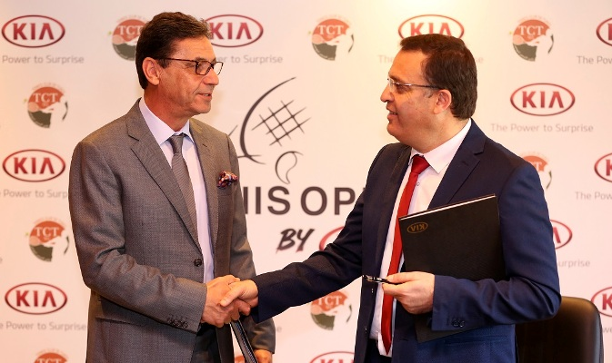 Tunis Open by KIA : La marque KIA devient sponsor-titre du tournoi