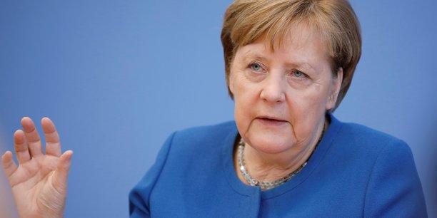 Coronavirus. Merkel se met en quarantaine
