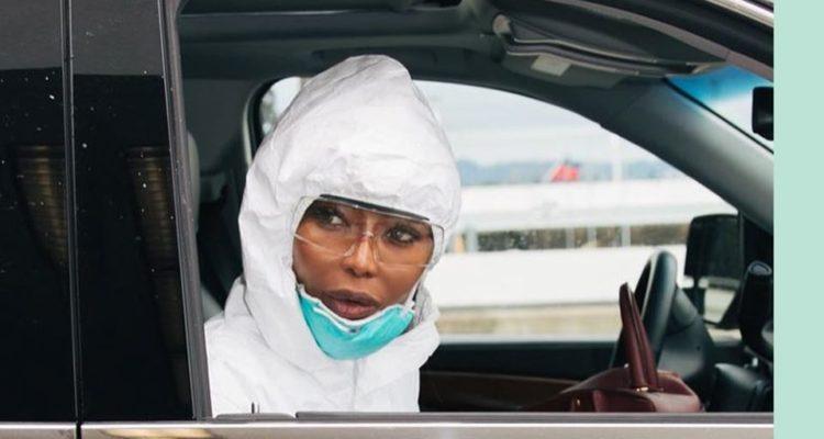 Coronavirus : La grosse psychose de Naomi Campbell