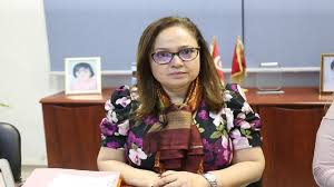 هل أصيبت الدكتورة  نصاف بن علية بفيروس كورونا