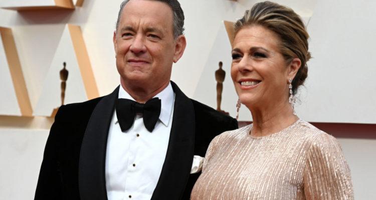 Tom Hanks et sa femme atteints du coronavirus