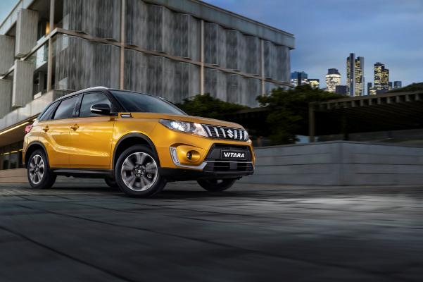 Suzuki lance en Tunisie la nouvelle Vitara,  et gagne des points dans le secteur des SUV