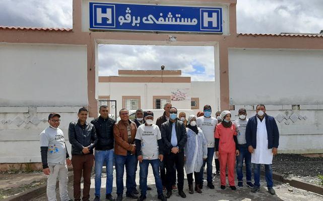 Covid-19 : Orange Tunisie fait don d'équipements médicaux et de protection pour 4 hôpitaux