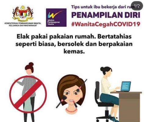 La Malaisie demande aux femmes de ne pas «embêter» leurs maris et de rester belles !!!!