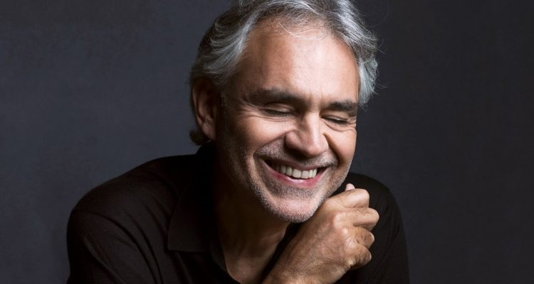 Andrea Bocelli vous invite au  concert de l'Espoir.