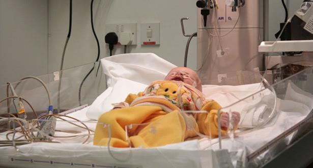 لأول مرة في تونس : نجاح عملية قلب مفتوح  لرضيع
