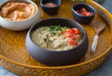 Recette caviar d'aubergine maison