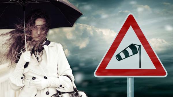 Tunisie – Alerte météo: Des vents forts attendus à partir  d'aujourd'hui