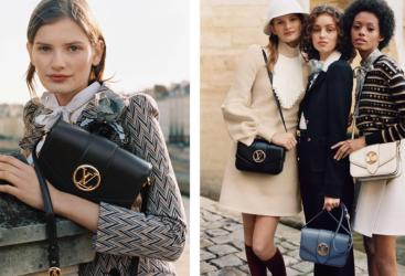 Le dernier-né de la famille  Louis Vuitton : Le sac LV Pont9