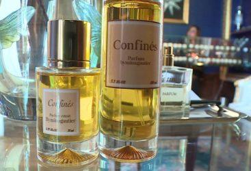 """""""Confinés"""" : Un nouveau parfum inspiré par l'isolement !!"""