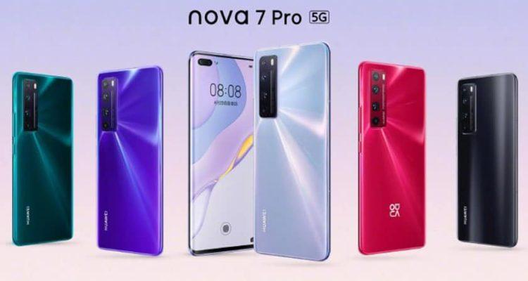 Le Nova 7 I de Huawei disponible sur le marché tunisien