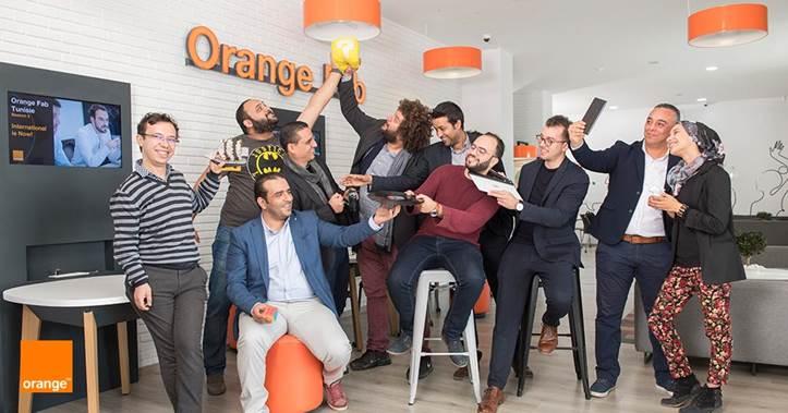 Start-up de l'Orange Fab Tunisie : Solidarité, adaptation et accélération du développement en temps de crise