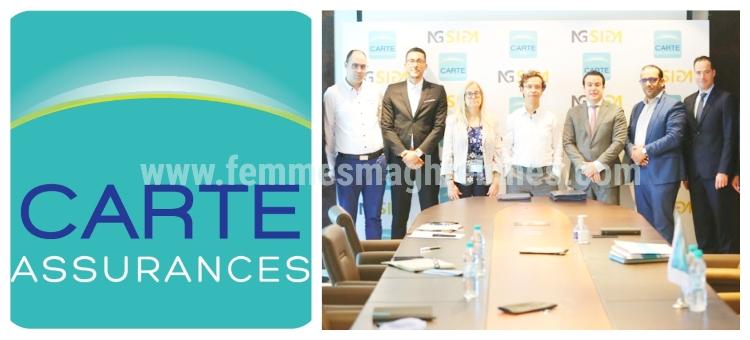 CARTE ASSURANCES première Compagnie du marché  tunisien à se doter d'une solution de signature électronique