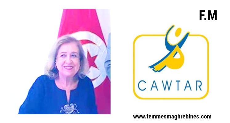 Accord de partenariat entre le centre Cawtar et le programme alimentaire mondial pour l'autonomisation économique des femmes