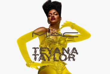Teyana Taylor, la nouvelle muse de MAC Cosmetics