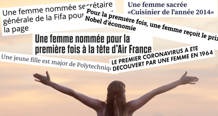 « Une femme » mise à l'honneur sur Wikipédia