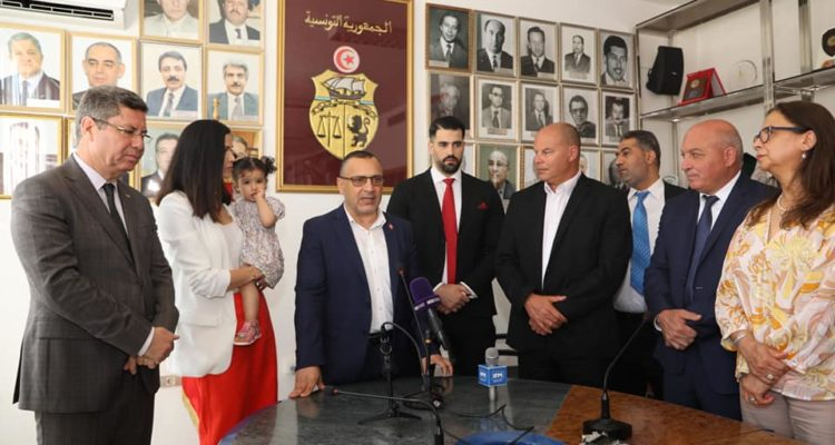 Habiba Ghribi nommée ambassadrice du Sport tunisien
