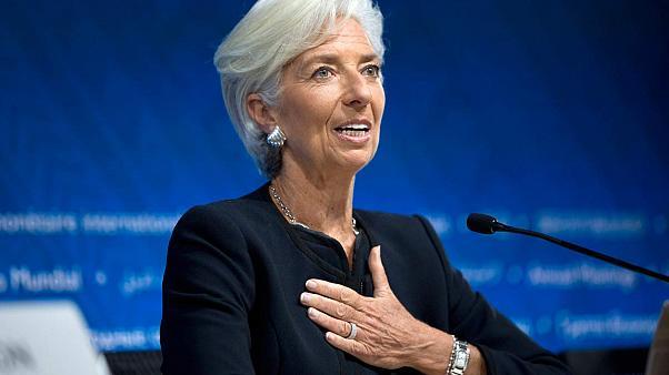 Christine Lagarde : Les femmes politiques ont mieux géré la crise du nouveau coronavirus