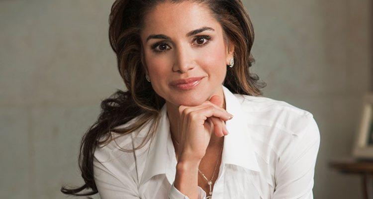 الملكة الأردنية رانيا العبد الله ثاني أجمل النساء الملكيات عبر العصور