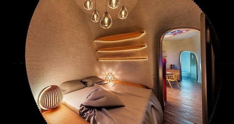 """Prague : La maison """"verte"""" flottante sera visible dès le mois d'août 2020"""