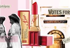 Le rouge à lèvres : C' est aussi une arme de résistance et d'émancipation