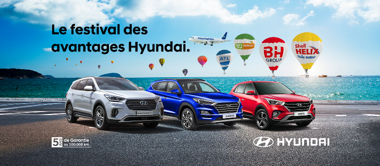 Alpha Hyundai Motor lance la plus grande campagne promotionnelle de l'année