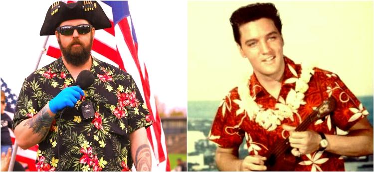 Le sombre destin de la chemise hawaïenne