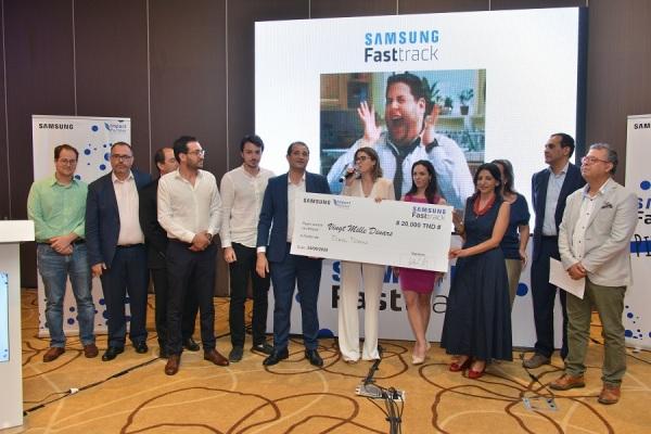 SamsungFastTrack : Une 4ème édition sous le signe de l'innovation sociale