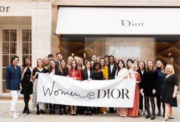 Dior inaugure une plateforme de formation online  dédiée aux femmes