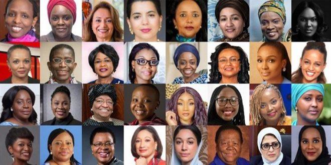 Amel Karboul figure sur la « Liste  des 100 femmes africaines les plus influentes en 2020