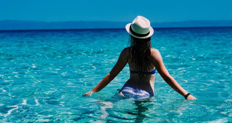 Bain de mer: Les quatre bienfaits majeurs sur l'organisme