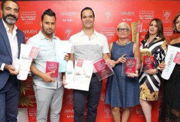 """ARVEA : Cérémonie de remise des trophées """" Elus Produits de l'Année"""" 2020"""