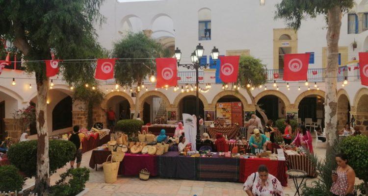 La Première édition : Journées Femme et Produits du terroir Tunisien