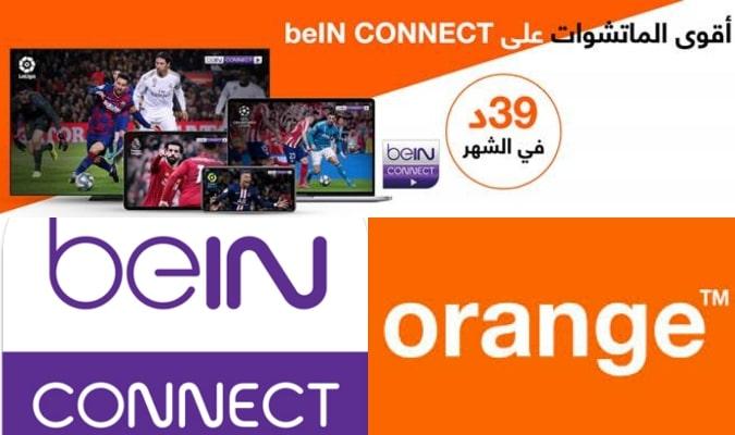 Abonnez-vous au service beIN CONNECT en partenariat avec Orange Tunisie