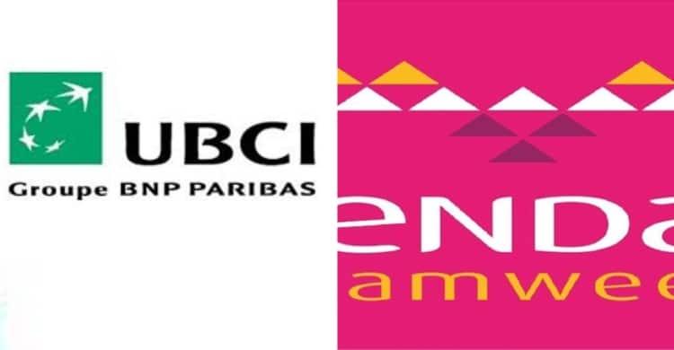 L'UBCI et le groupe BNP PARIBAS accordent un prêt de 12 MDT et un don de 50 000 euros à ENDA TAMWEEL