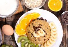 Le bowl cake : le  plat tendance du petit déjeuner