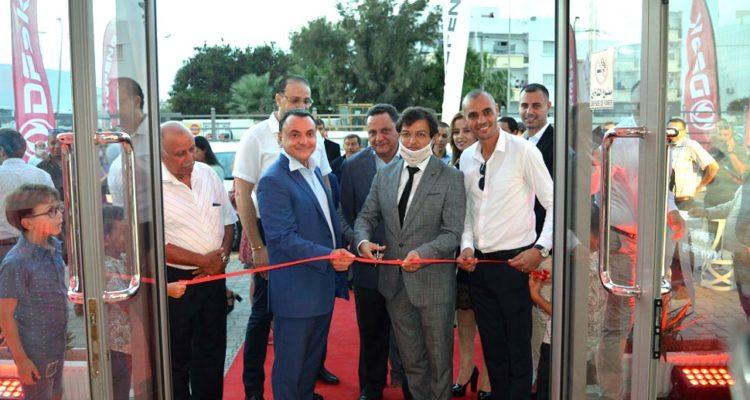 NIMR avec sa marque DONGFENG inaugure sa nouvelle agence officielle à Sfax