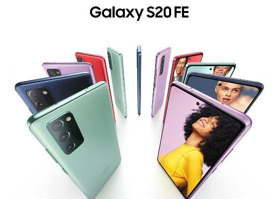 Découvrez l'expérience premium du Galaxy S20 FE 5G