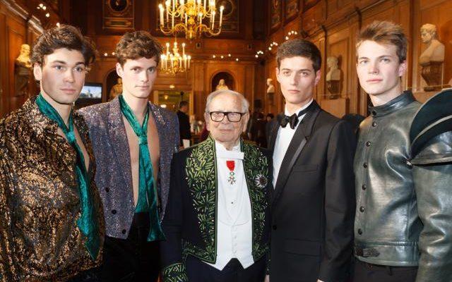 Le dernier monument de la couture française vient de s'éteindre